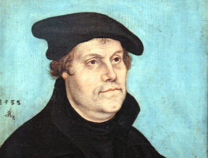 Martin Luther 1535