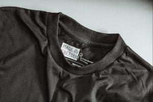 Fairtrade T-Shirt Shirt made in Freedom