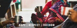 Freeset Hope Respect Freedom