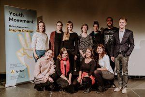 lightup Kunstevent raise awareness inspire change